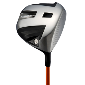 7軸テクノロジーのフジクラモトーレのシャフトをZEDO専用に改良。 スイング中のブレを最小限に軽減し、パワーロスを抑制。